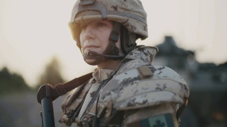 Still from I Am War